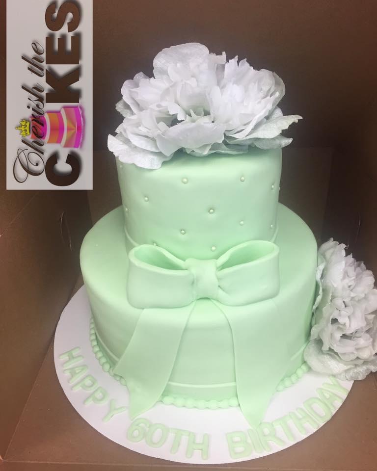 Great Cake For Birthdays Or Weddings
