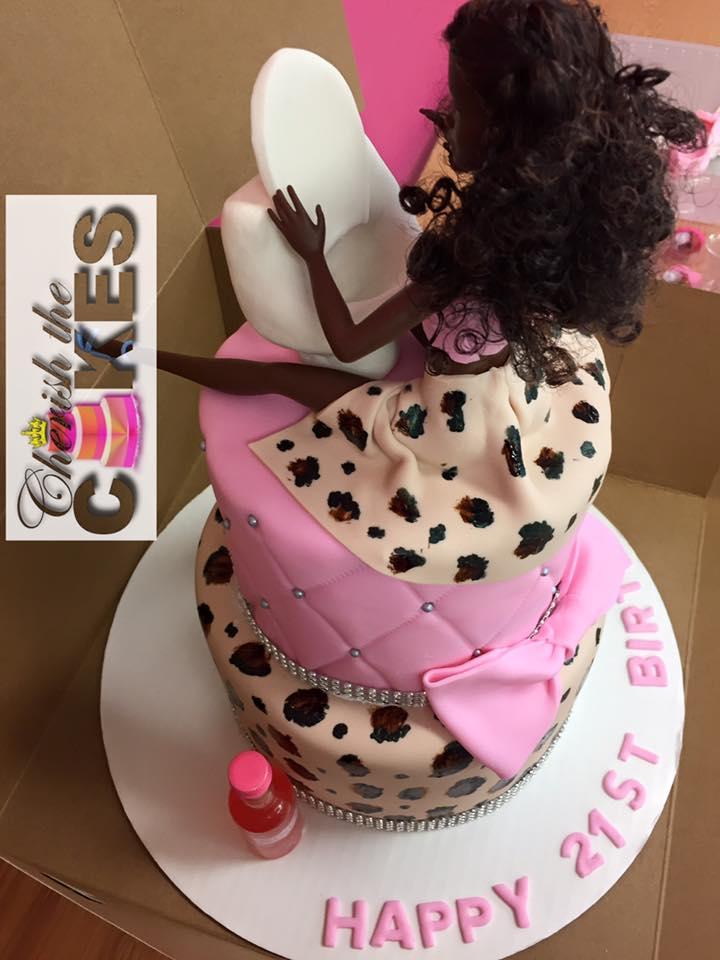 Drunk Diva Cake Cherish The Cakes